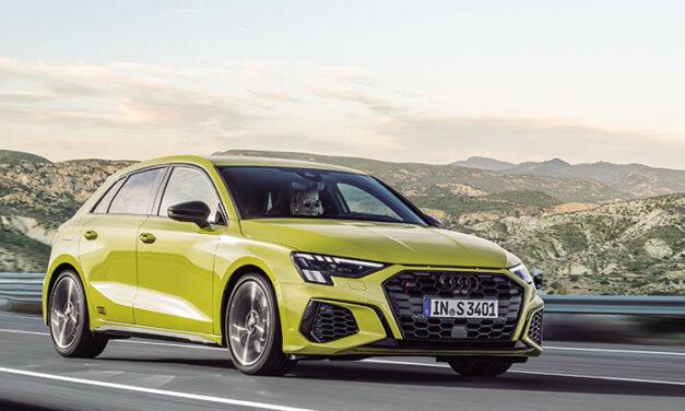 Nuevos S3 Sportback y S3 Sedan más dinámicos