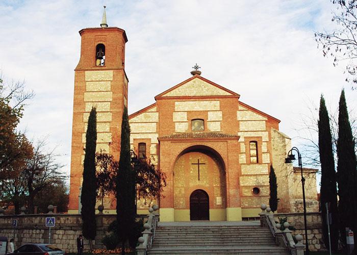 Iglesia de Sto. Domingo de Silos de Pinto