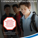 El Servicio de Prevención y Atención al Acoso Escolar también se ofrece este curso de forma on line
