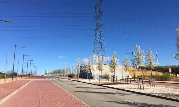 El Ayuntamiento saca adelante el soterramiento de la línea de alta tensión de Valenoso y Olivar de Mirabal sin el apoyo de PSOE y Ciudadanos
