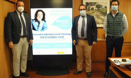 La psicóloga Rocío Ramos-Paul, Supernanny, mantendrá un encuentro online sobre consumo de alcohol en menores