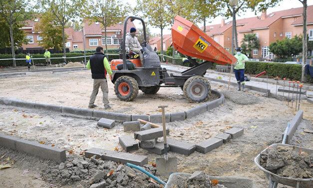 Comienzan las obras de remodelación del parque Victoria Rubio