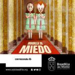 Boadilla organiza con CortoEspaña el concurso audiovisual en Tik Tok «Boadilla de miedo»