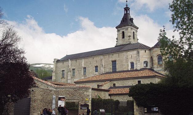 La Cartuja de Santa María de El Paular en Rascafría