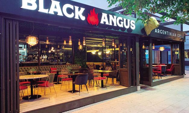 Argentinian Grill Black Angus