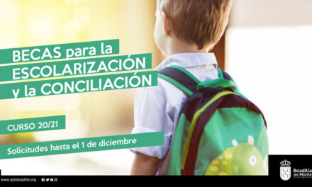 El Ayuntamiento de Boadilla convoca ayudas a la escolarización y la conciliación de hasta 400 euros por hijo