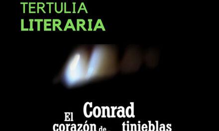 Caballo Verde retoma las tertulias literarias con Joseph Conrad y El corazón de las tinieblas