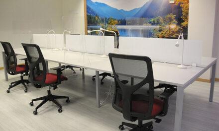 El Centro de Empresas abre un espacio de coworking con seis puestos para nuevos emprendedores
