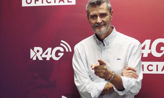 Fernandisco, periodista, Dj y presentador