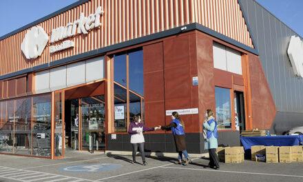 Más de 20 supermercados de Boadilla están ya accesibles y abiertos al público