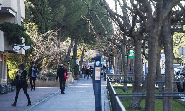 Pozuelo de Alarcón reanuda hoy el Servicio de Estacionamiento Regulado
