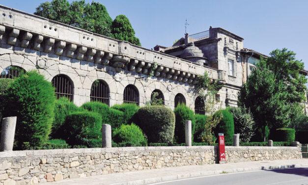 Palacio del Marqués de Villena en Cadalso