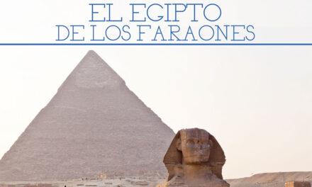 El Ayuntamiento de Pozuelo organiza un ciclo de videoconferencias sobre la historia de Egipto