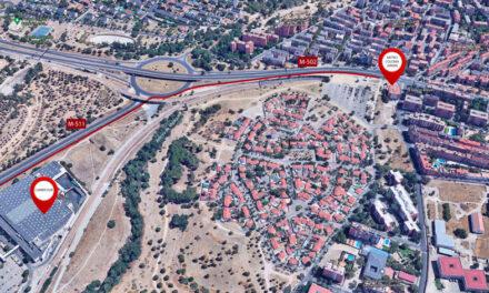 Boadilla pide a Garrido la construcción de un carril bus vao en la M-511 y la M-502, entre Carrefour y Colonia Jardín