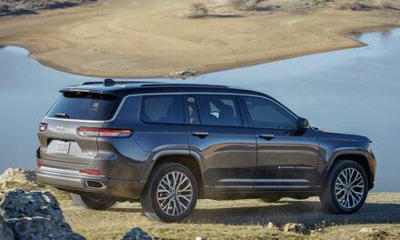 Nuevo Jeep Grand Cherokee 2021, abre nuevos horizontes en los SUV de gran tamaño