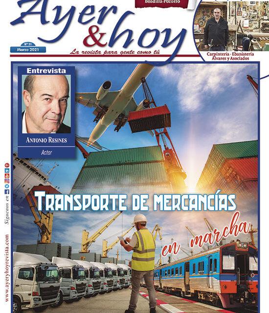 Ayer & hoy – Boadilla-Pozuelo – Revista Marzo 2021