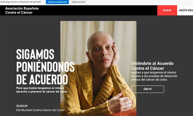 La AECC señala la inequidad en los programas de cribado de cáncer de colon y pide que se  mantengan a pesar de la pandemia