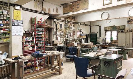 Carpintería y Ebanistería Álvarez y asociados, el noble oficio de trabajar la madera de forma artesanal transmitido de generación en generación