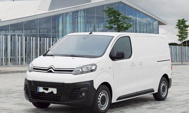 Citroën ë-Jumpy, el VAN 100% eléctrico. Confort, ausencia de ruidos y libertad de acceso