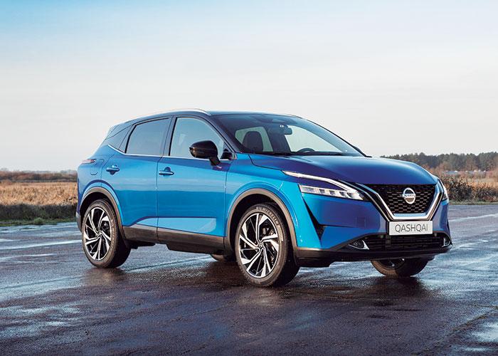 El Nuevo Nissan Qashqai sale a la luz. Alta tecnología y motorización eficiente