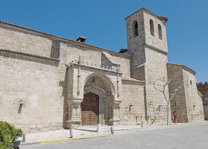 Iglesia de Santiago Apóstol de Villa del Prado