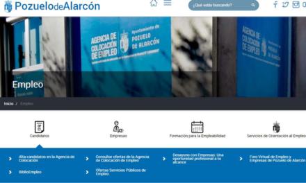 """La sección """"BiblioEmpleo"""" de la web municipal ofrece un catálogo de libros relevantes para mejorar la empleabilidad"""