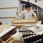 El Cabo de Valentina:la satisfacción de aprender a tejer a mano