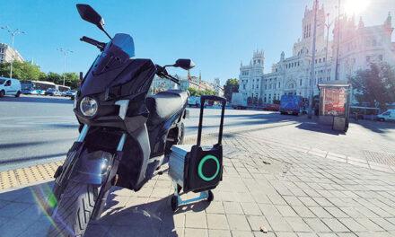 Silence S01, la moto eléctrica conectada con la mejor batería del mundo