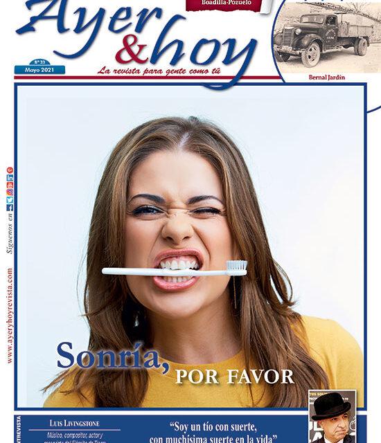 Ayer & hoy – Boadilla-Pozuelo – Revista Mayo 2021