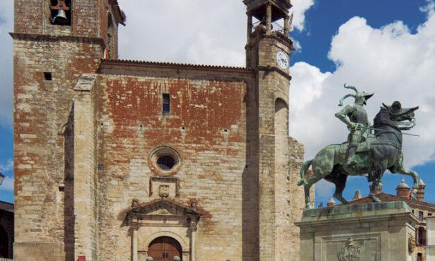 Trujillo, ciudad de palacios