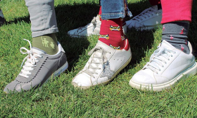 Carocho Calcetines: Alegra  tus pies de manera solidaria