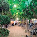 Bar Restaurante Ambigú (Pozuelo de Alarcón). Gran terraza para disfrutar de una excelente parrillada