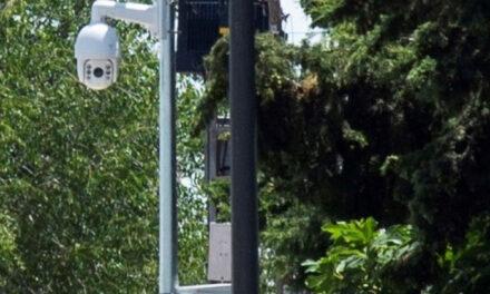 La alcaldesa de Pozuelo anuncia que este mes quedarán instaladas 35 nuevas cámaras de seguridad en distintos puntos de la ciudad