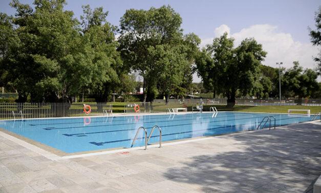 Abierta hasta el 15 de septiembre la piscina del Complejo Deportivo Municipal Ángel Nieto