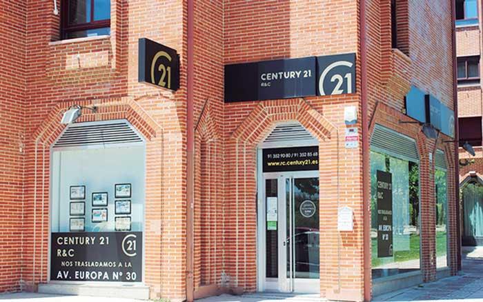 Century 21 R&C traslada su oficina a finales de junio a la avenida de Europa, 30