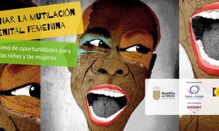 Boadilla elabora una exposición virtual para concienciar sobre la mutilación genital femenina