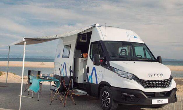 Llega a España la IVECO Daily Camper, muy versátil y práctica