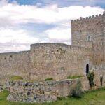 El castillo de la Coracera, San Martín de Valdeiglesias