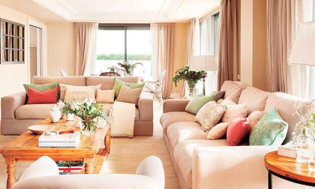Acertar en la elección de sofá