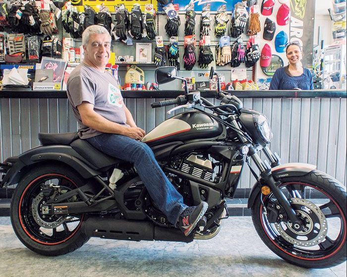 Punto Moto: Gestión integral profesional para tu moto