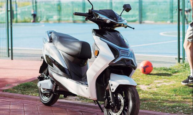 Bensom Tokyo, una moto eléctrica urbana adaptada a los nuevos tiempos