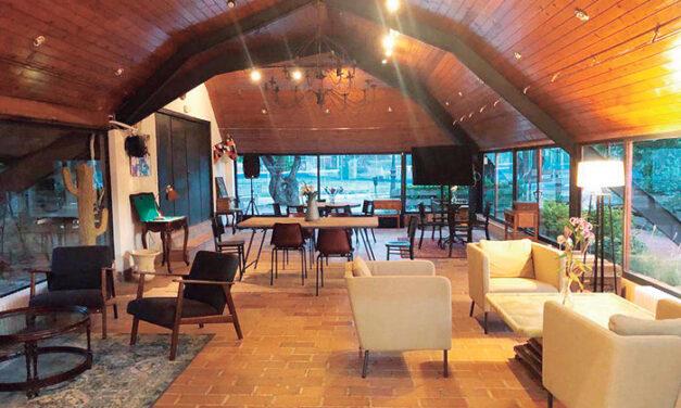 Restaurante La Montefiore (Boadilla), donde la cocina y el arte se fusionan