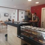 Ya están en funcionamiento la cafetería y peluquería del centro municipal de Mayores Padre Vallet