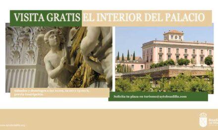 Se retoman las visitas guiadas al Palacio los fines de semana