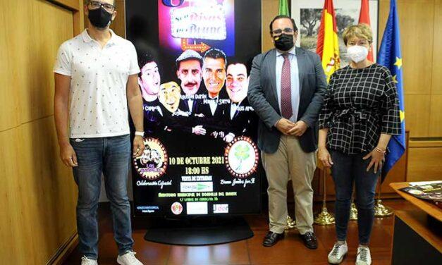 El Auditorio Municipal acogerá el próximo día 10 la 6ª gala solidaria «SonRisas por Bruno»